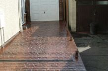 Example driveways